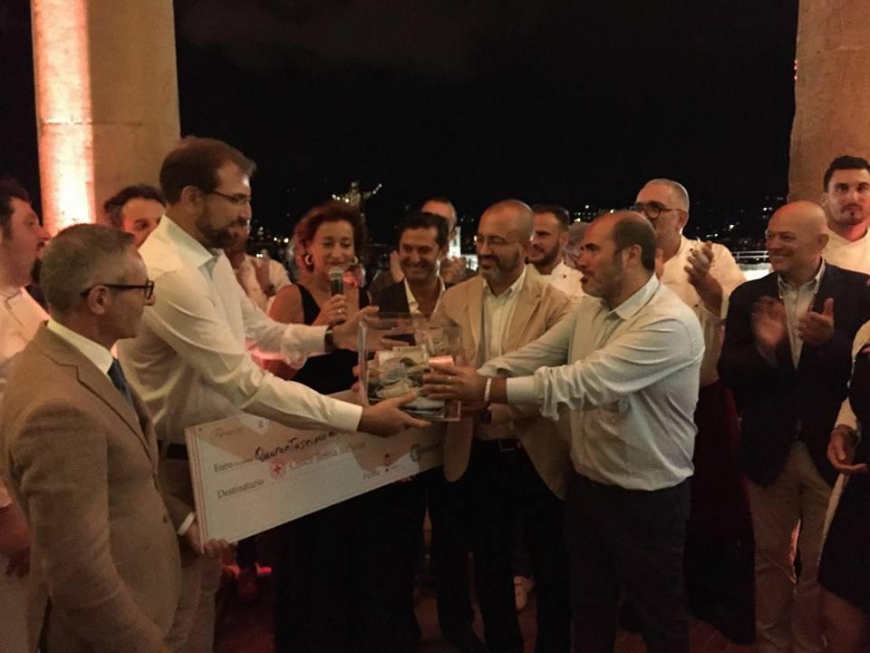 Il 7/9/2016 a Firenze si è tenuto l'Amatriciana Day al Forte Belvedere. Durante la serata sono stati raccolti 7.350€ ed un assegno da 46.000€