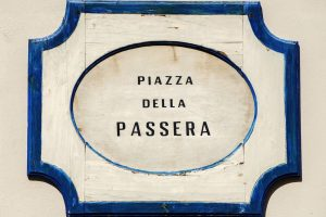 Settembre in Piazza della Passera, il festival di musica e poesia giunto alla sua XVI edizione, si terrà a Firenze dal 6 al 9 settembre 2016