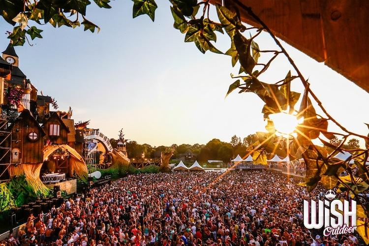 Il Wish Outdoor Festival, tra i più importanti eventi mondiali di musica elettronica, sbarca a Firenze il 10 Settembre 2016 con una line-up esplosiva.