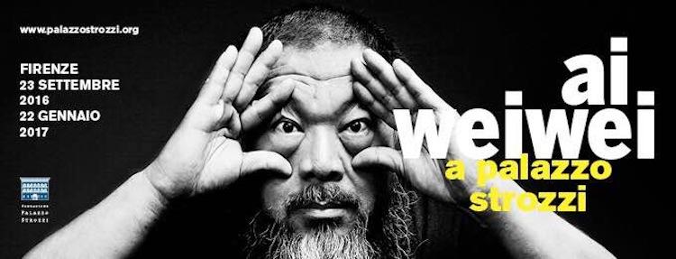 A Firenze, la mostra del famoso artista cinese Ai Weiwei che ha riportato l'attenzione internazionale sulla Cina e la libertà di espressione