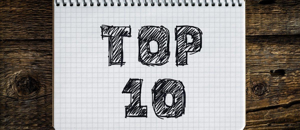La Top 10 TuscanyPeople, ovvero i 10 articoli più letti della nostra rivista online sulla Toscana: dalle spiagge più belle ai coccoli fritti