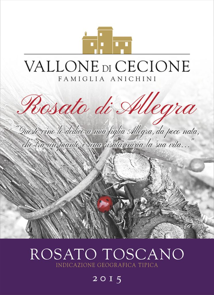 Vallone di Cecione è un'azienda agricola toscana di fama internazionale, biologica certificata e biodinamica, la cui storia inizia nell'800
