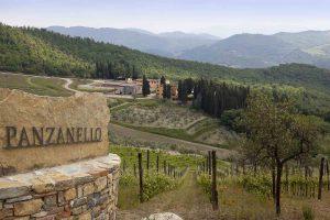 L'Azienda Agricola Panzanello, certificata biologica , si trova a Panzano in Chianti, produce vino e olio, è un agriturismo e organizza degustazioni.