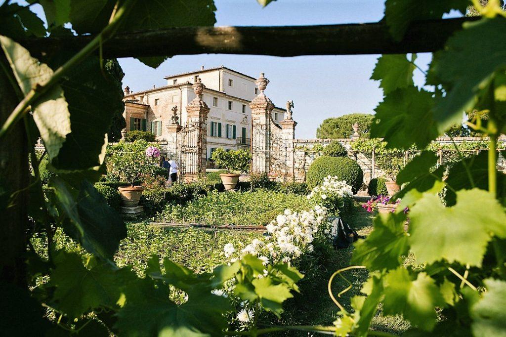 Villa Di Geggiano Matrimoni