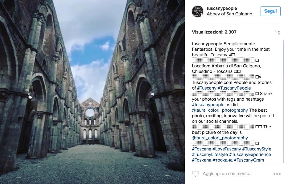 Instagram è il social network che negli ultimi 3 anni ha triplicato il suo numero di utenti. Quali sono i luoghi più condivisi in Toscana?