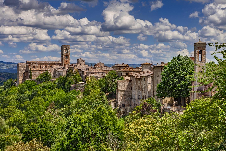 Colle Val d'Elsa è il paese natale di Arnolfo di Cambio