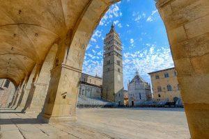 Pistoia, Capitale della Cultura Italiana 2017, è una delle più città d'arte in Toscana