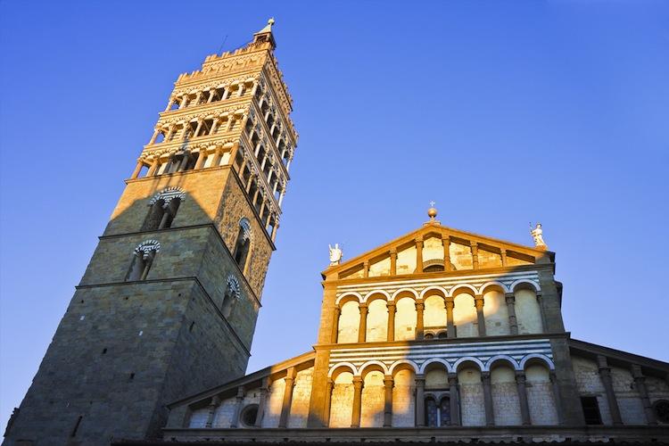 Vademecum per visitare Pistoia, capitale della cultura 2017, tra arte e storia, simboli della città, antiche botteghe e gustosi locali