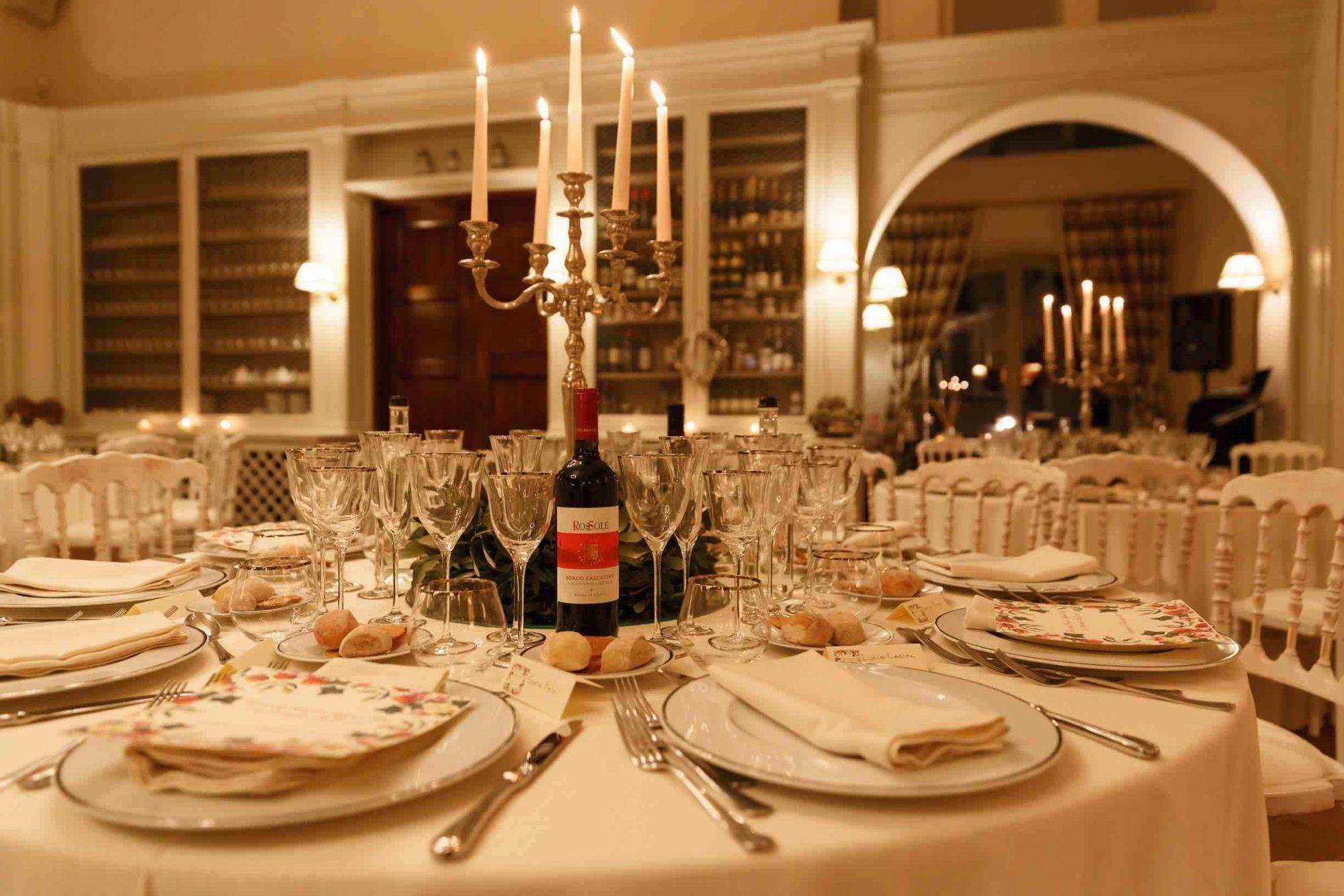 Social Dinner toscana: il dietro le quinte di una perfetta cena ...