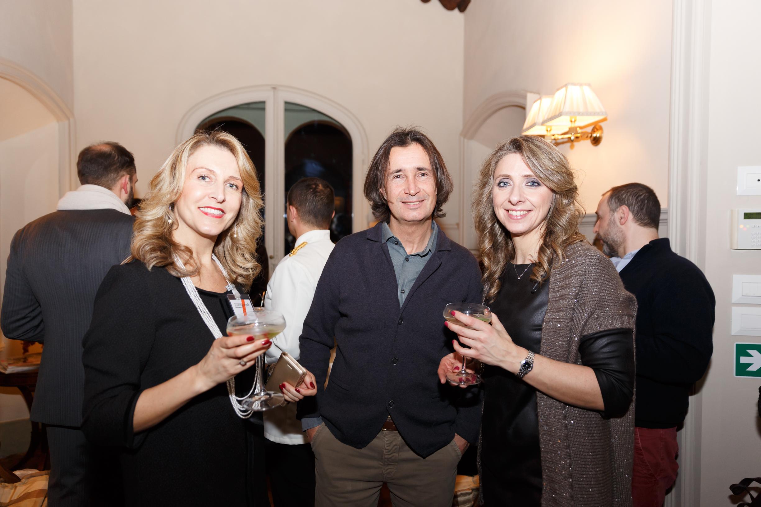 La Grande Bellezza ovvero la cena segreta o supper club o social dinner made in Tuscany firmata TuscanyPeople ha registrato il tutto esaurito