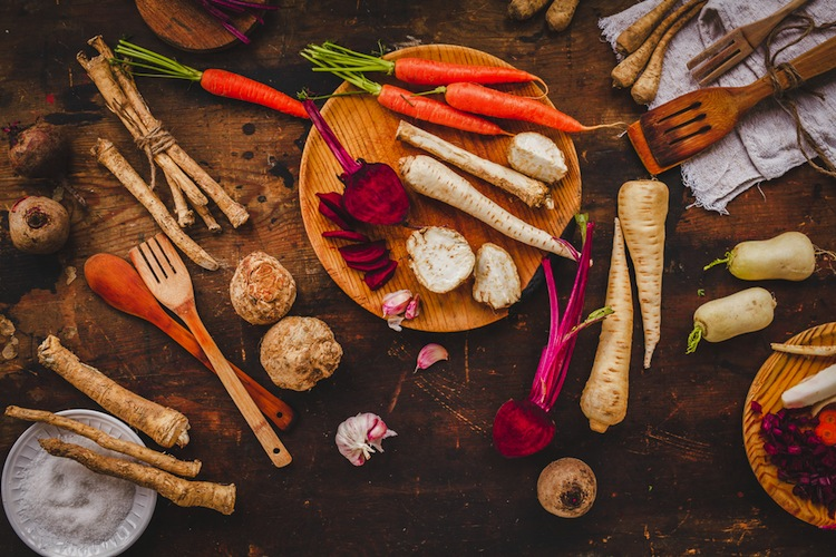 Non è vero che gli ortaggi invernali sono pochi. Al mercato potrete trovarne tante varietà gustose, inusuali e alleate della salute.