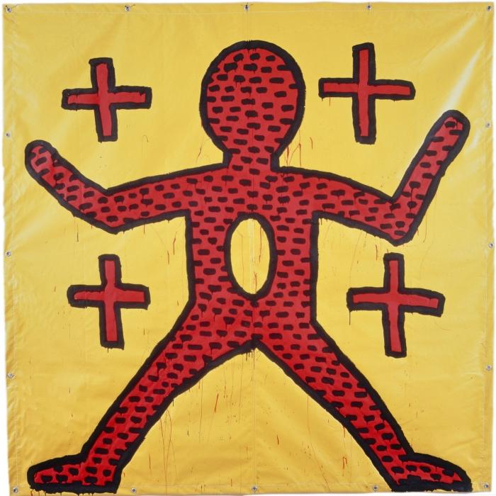 Keith Haring: About Art. Dalla mostra milanese allo speciale rapporto dell'artista con Pisa, città di Tuttomondo, il murales più grande d'Europa.