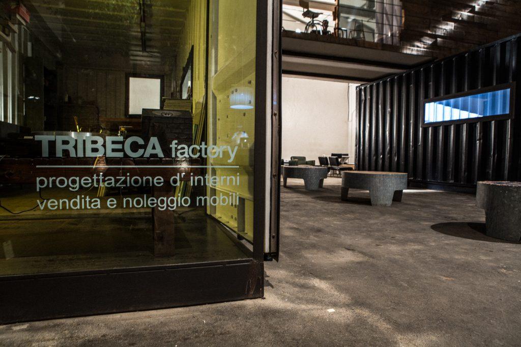 Tribeca Factory Prato è un contenitore di idee, evoluzione del concept store in un concept design. Intervista al fondatore Raffaele Scognamiglio.