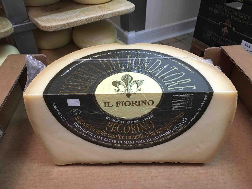 Il Caseificio Il Fiorino, eccellente azienda toscana in Maremma a Roccalbegna, dal '57 produce formaggi da primo premio 100% made in Tuscany