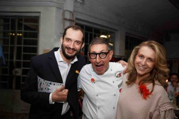 Vetulio Bondi,toscano doc, è tra i gelatieri più famosi del mondo, portavoce indiscusso dell'arte del gelato artigianale da New York a Taiwan