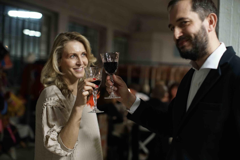 La IV Supper Club a Firenze, alias cena segreta ha consacrato le social dinner di TuscanyPeople come un evento conosciuto nel tessuto sociale