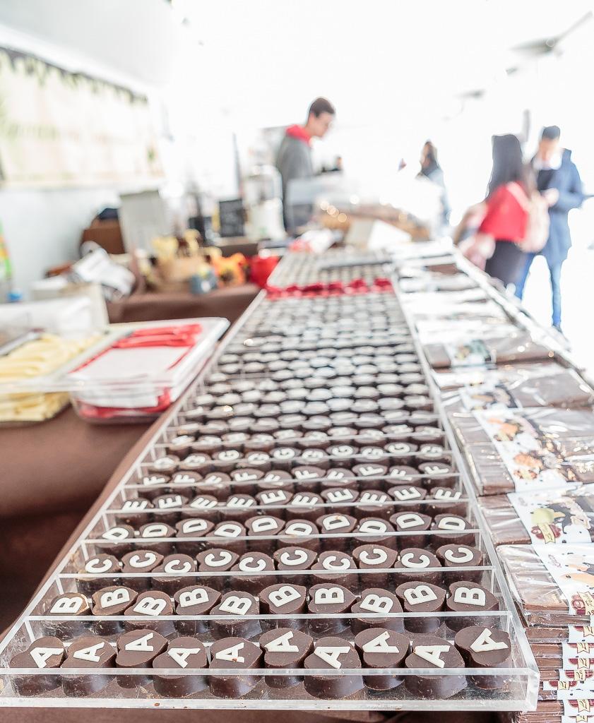 Fiera del Cioccolato 2017 TuscanyPeople presenta uno showcooking d'eccezione: chef stellati creano primi e secondi piatti col cioccolato