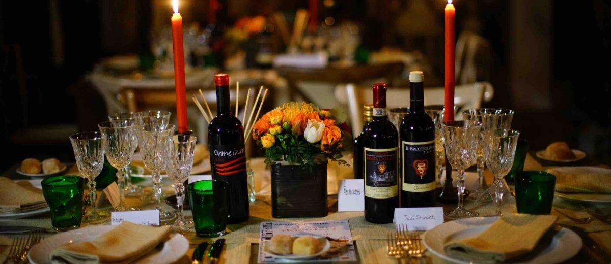 Marketing Esperienziale di TuscanyPeople: comunicazione e progettazione di eventi, servizi, prodotti e brand vengono ripensate come Esperienze.