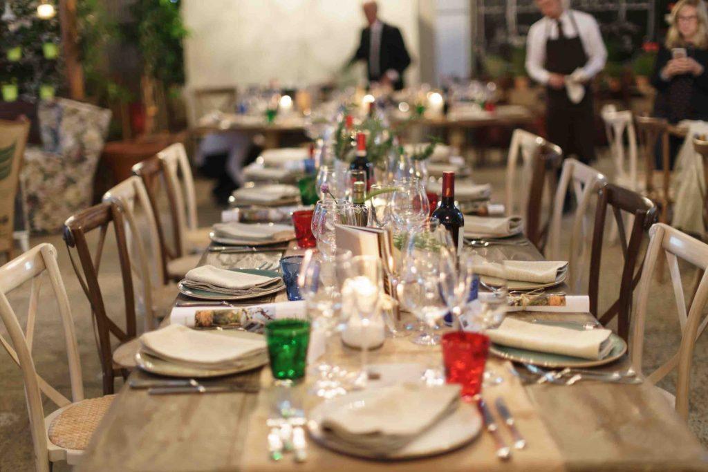 Sabato 28 ottobre 2017 a Firenze, VII Supper Club di TuscanyPeople, la cena segreta del magazine toscano: 100% tuscanypeople experience