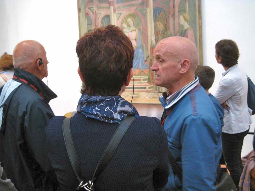 Italy Travels tour operator fiorentino, tramite Tickets Florence vi trasporta indietro nel tempo con un tour degli Uffizi davvero mozzafiato