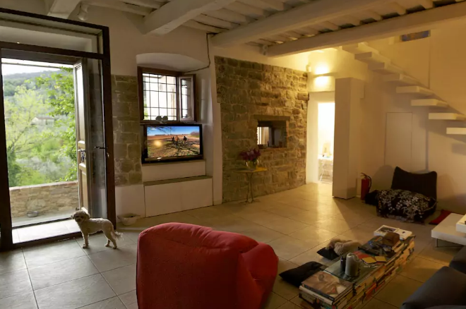 Case Toscane Interni : Airbnb toscana: gli alloggi più affascinanti per una vacanza in toscana