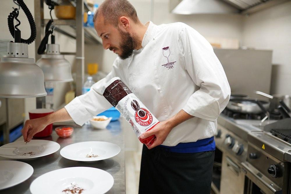 Andrea Perini Chef