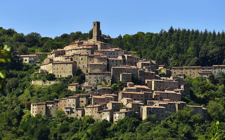 Val Di Cecina Tra Borghi Medievali E Natura Selvaggia Tuscanypeople