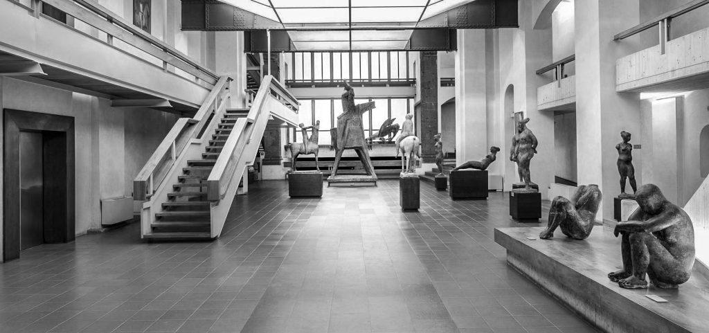 Il 12/09/2017 Jeffrey Schnapp apre What's Next, ciclo di eventi dedicato al futuro del sapere scientifico, al Museo Marino Marini di Firenze