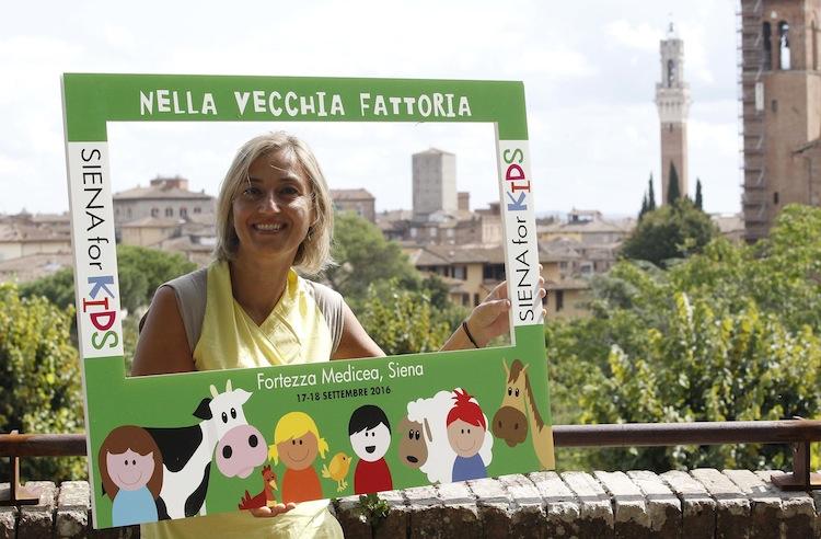 Nella Vecchia Fattoria 2017 è il primo appuntamento di Siena for Kids, che si terrà nella Fortezza Medicea di Siena il 16 e 17 settembre 2017
