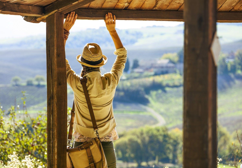3 itinerari e 3 canzoni per un giro in auto in Toscana. Ogni tanto ci vuole: prendere un po' di tempo per sé, musica e vagare senza meta