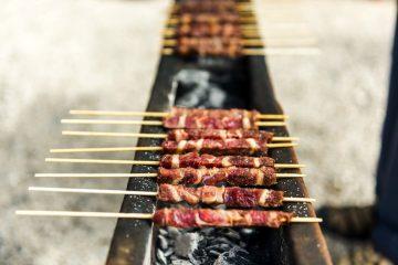 Domenica 8 ottobre a Villa a Sesta, Castelnuovo Berardenga (SI) si terrà la 5° edizione di Dit'Unto, il festival stellato dello street food
