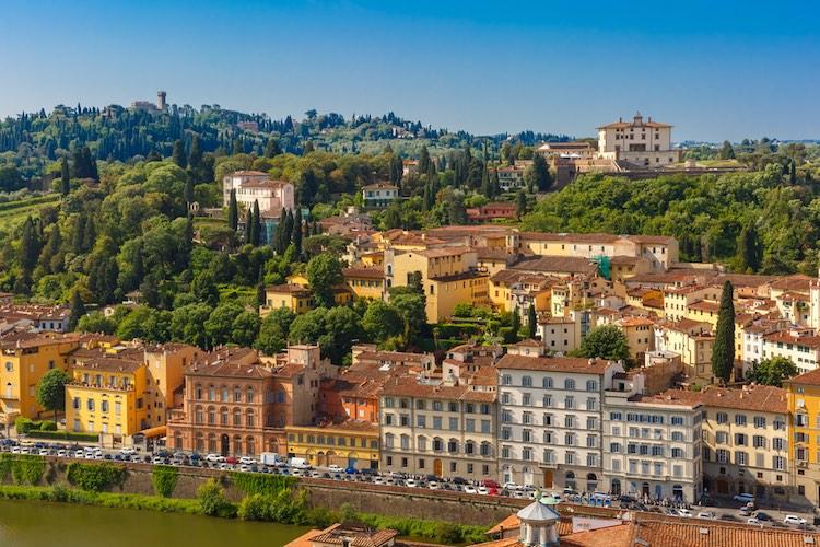 Il Forte Belvedere di Firenze è uno dei più importanti edifici della città. Storia del Forte Belvedere: dal Buontalenti al cannone delle pastasciutte