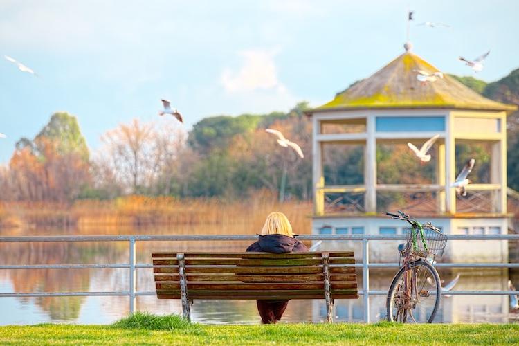 Torre del Lago Puccini in Versilia, famoso per la sua night life, si trova tra il Lago di Massaciuccoli, oasi LIPU, e il Parco di Migliarino