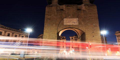 Le porte di Firenze, un immaginario walking tour seguendo il perimetro delle mura fiorentine del '500, tra storia della città e curiosità