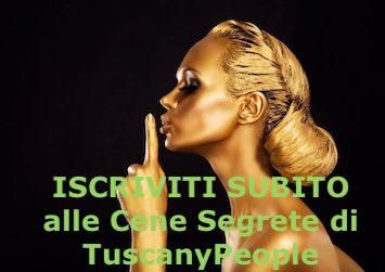 Iscriviti subito alle Cene Segrete di TuscanyPeople