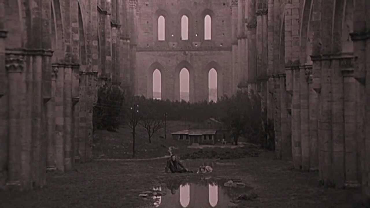 Tarkovskij è uno dei grandi registi della storia del cinema del Novecento che aveva con la Toscana un intimo rapporto di amore e reciproca ammirazione. Andrej Arsen'evič Tarkovskij