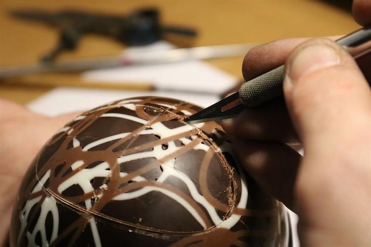 Alla Fiera del Cioccolato Artigianale di Firenze mercoledì 7 marzo alle 15 arriva lo chef Alessandro Borghese per uno show cooking d'eccezione.
