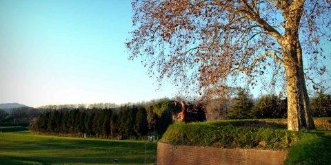 Le mura rinascimentali di Lucca rappresentano uno dei più begli esempi al mondo di cinta muraria.