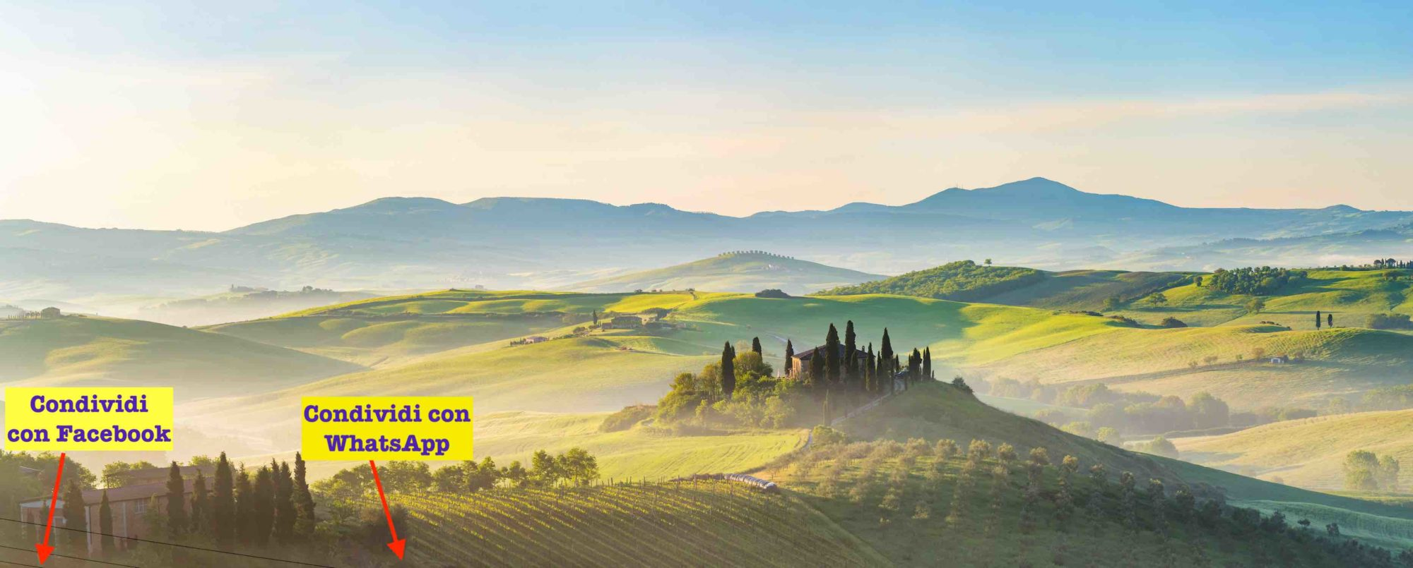 """Scopri come diventare """"Ambasciatore di TuscanyPeople"""" ed essere premiato."""