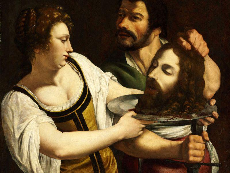 Artemisia Gentileschi è la prima donna ammessa all'Accademia del Disegno di Firenze nel 1666. Simbolo di femminilità, femminismo e libertà