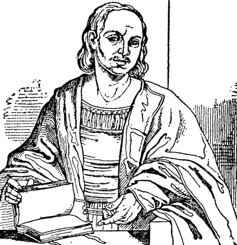 Giovanni Boccaccio è uno dei più grandi poeti toscani di tutti i tempi