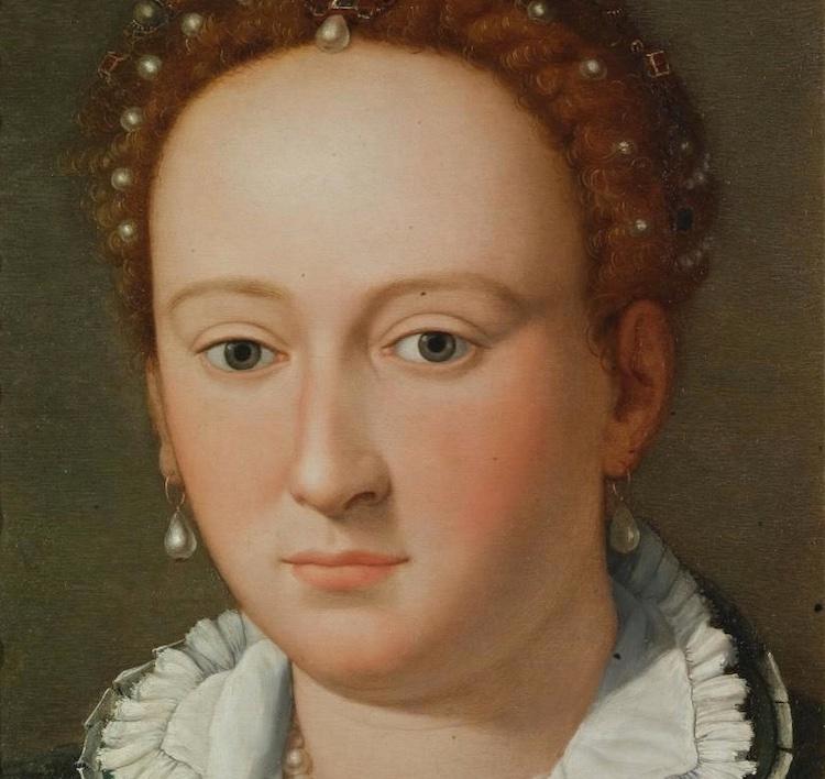 Bianca Cappello fu amante e moglie di Francesco I de' Medici. La coppia morì in circostanze oscure in presenza di Ferdinando, futuro Granduca
