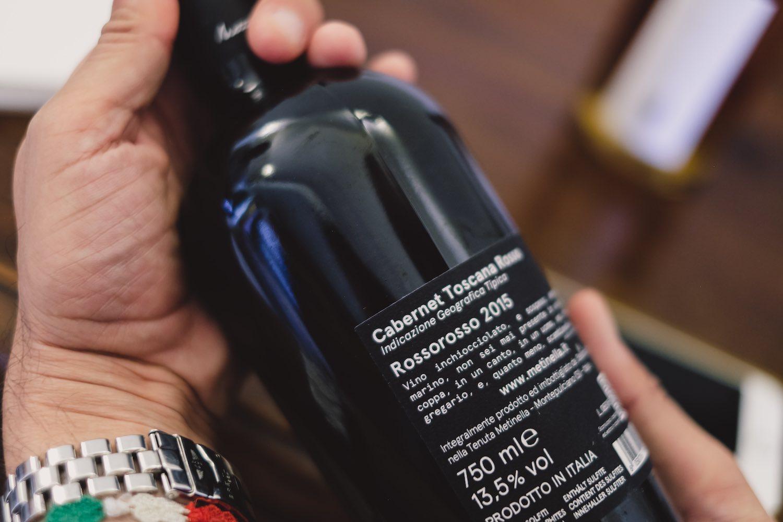 Metinella è un'azienda vitivinicola a Montepulciano. Aperta da pochissimo tempo ha già ottenuto riconoscimenti internazionali per i suoi vini