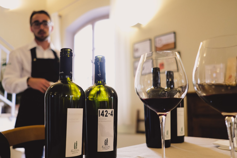 L'azienda vitivinicola Metinella a Montepulciano, offre vini di qualità, tour dell'azienda e degustazione di prodotti a km0 e cucina sana