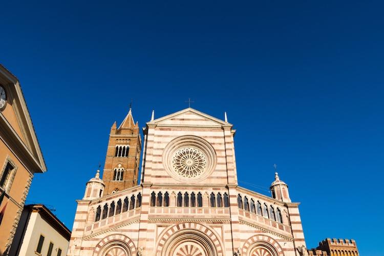 Grosseto, antica città toscana, è il capoluogo della Maremma meridionale o grossetana, la provincia più a sud della Toscana