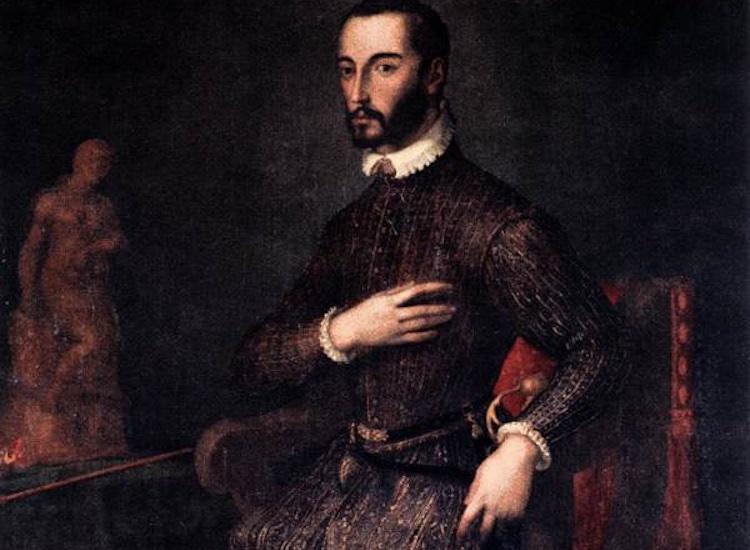 Francesco I dei Medici, figlio di Cosimo I, fu il Granduca appassionato di magia, colui che col Buontalenti creò la Porcellana dei Medici
