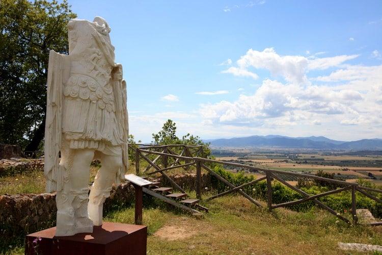 Grosseto, interessante centro storico culturale, è il capoluogo della Maremma meridionale o grossetana, la provincia più a sud della Toscana