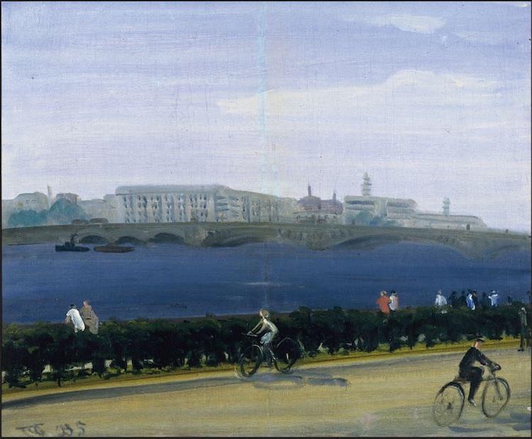 A Villa Bertelli a Forte dei Marmi fino al 30 settembre 2018 in mostra Il Racconto della Pittura dedicata alla pittura russa del Novecento