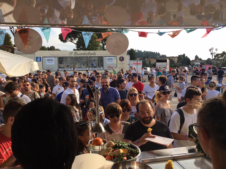 A Firenze si è tenuta la gara per decretare il miglior gelato alla birra e selezionare i Maestri Gelatieri per il Gelato Festival World Masters.