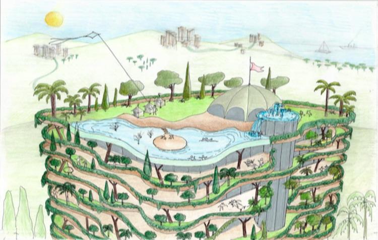 Tiziano Lera è un architetto toscano di fama mondiale, promotore dell'architettura biosistemica: edifici in simbiosi con il territorio